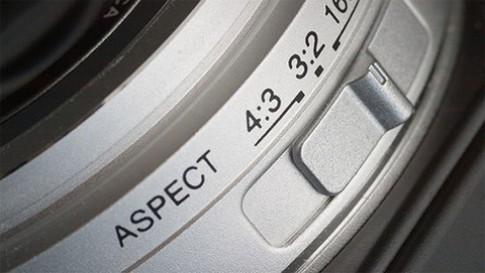 Lý do máy DSLR chọn tỷ lệ hình ảnh 3:2