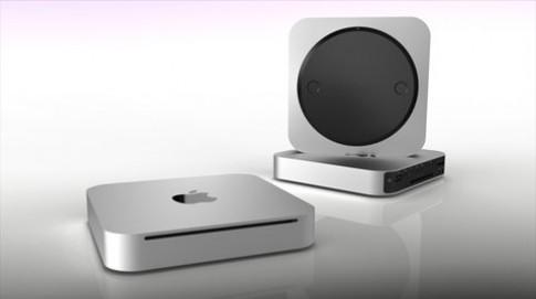 Mac Mini và Apple Display mới hỗ trợ Thunderbolt