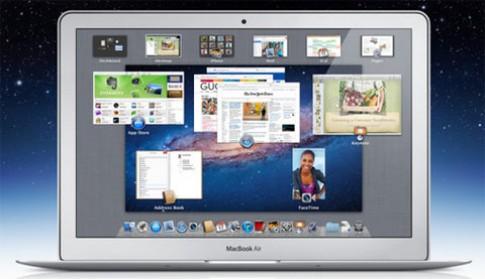 Mac OS X Lion cho tải về ngày 14/7 tới