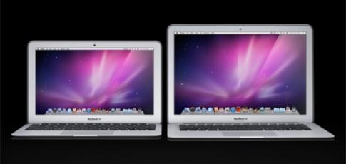 Macbook Air 11,6 inch trình làng