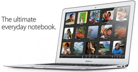 MacBook Air 15 inch có thể ra mắt tháng sau