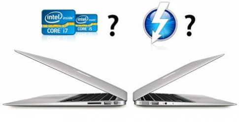 MacBook Air 2011 có thể ra mắt cuối tuần sau