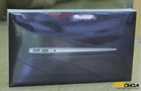 MacBook Air 2011 về VN, giá từ 23 triệu