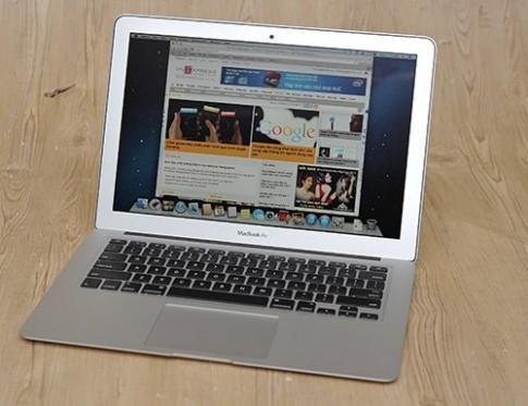 Macbook Air 2013 về Việt Nam