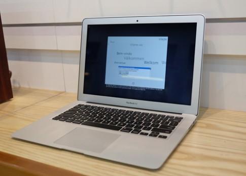 MacBook Air 2014 về VN, rẻ hơn bản cũ 2 triệu đồng
