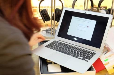 MacBook Air 2015 về Việt Nam với giá từ 20,5 triệu đồng