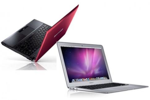 MacBook Air đọ sức cùng Portégé R830