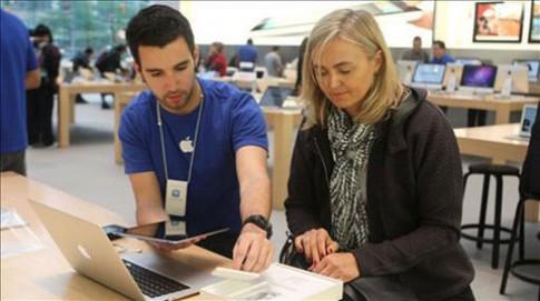 Macbook Air mới khan hàng do nhu cầu quá lớn