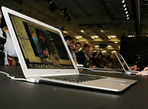 MacBook Air mới sẽ thay thế MacBook Pro