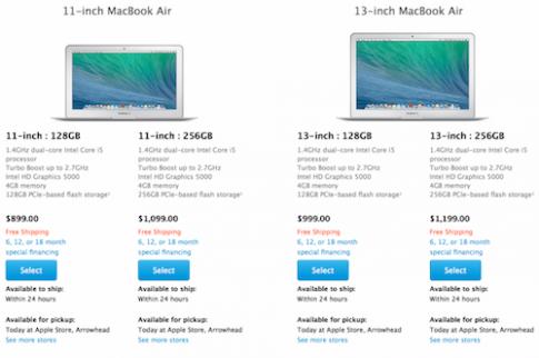 MacBook Air nâng cấp chip mạnh hơn, giá giảm 2 triệu đồng