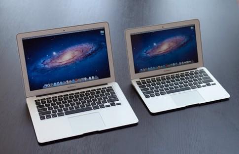 MacBook Air và Pro mới có thể dùng bàn phím mỏng hơn
