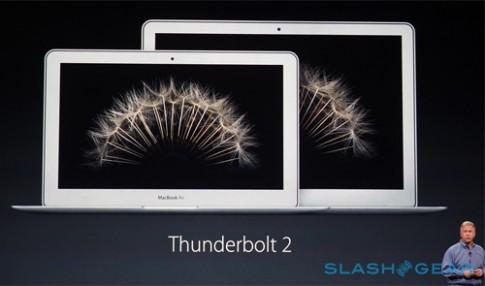 MacBook Air và Pro Retina nâng cấp cấu hình, pin 10 tiếng