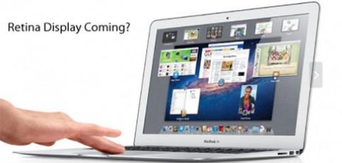 MacBook màn hình Retina có thể đắt hơn bản cũ 100 USD