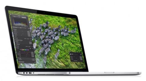 MacBook Pro 13 inch Retina chậm ra mắt vì gặp khó trong sản xuất