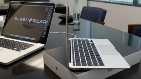 MacBook Pro 2012 có thể mỏng như MacBook Air