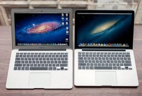 MacBook Pro, Air thế hệ mới sẽ ra giữa năm sau