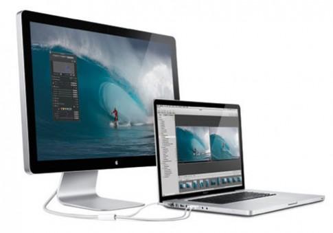 MacBook Pro gặp lỗi với Cinema Display 24 inch