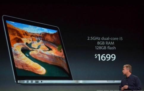 MacBook Pro màn hình Retina có bản 13 inch