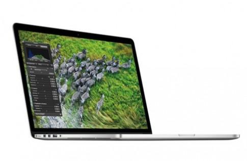 MacBook Pro màn hình Retina ra mắt