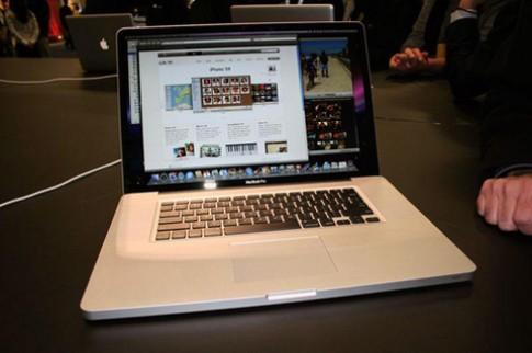 MacBook Pro mới có thể ra mắt tuần sau