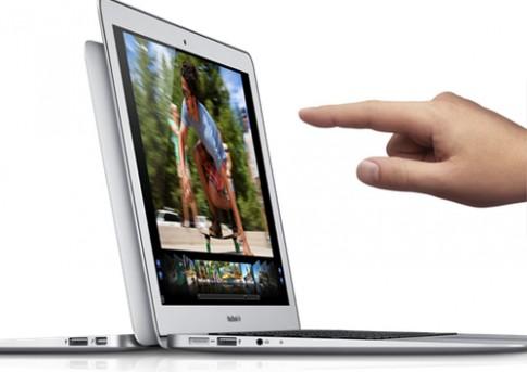 MacBook Pro mới có thể trang bị màn hình cảm ứng