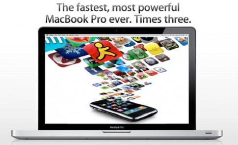 MacBook Pro mới giá có thể từ 1.199 USD