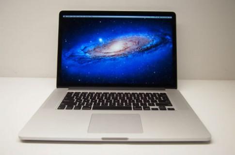 MacBook Pro Retina 13 inch đã xuất xưởng