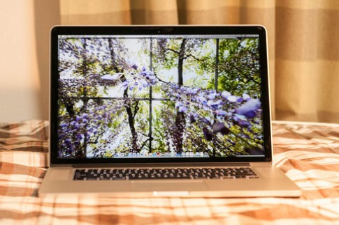 MacBook Pro Retina 13,3 inch 'rò rỉ' kết quả benchmark