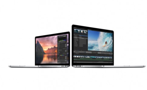 MacBook Pro Retina 2013 mỏng nhẹ và mạnh hơn