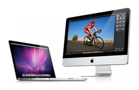 MacBook Pro và iMac bán chạy nhất tại Mỹ
