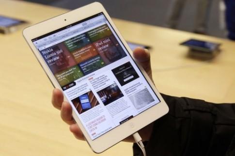 Màn hình iPad Mini mới do Samsung sản xuất