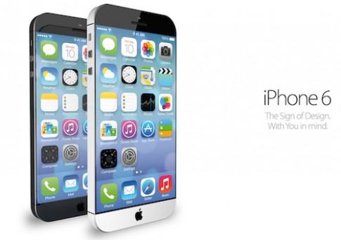 Màn hình iPhone 6 sản xuất hàng loạt từ tháng năm