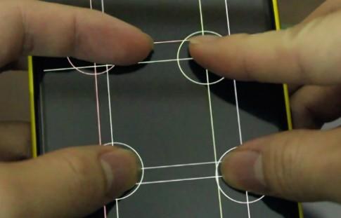 Màn hình Lumia 535 loạn cảm ứng