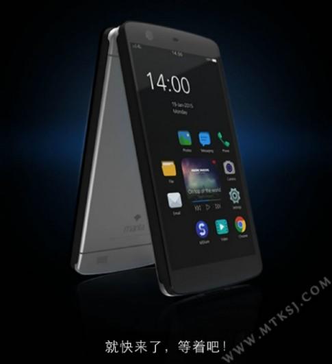 Manta X7 sẽ là điện thoại hoàn toàn không có nút bấm