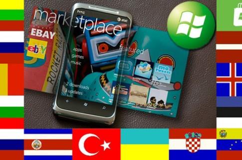 Marketplace được mở rộng đến 180 quốc gia