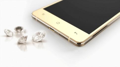 Massgo ra smartphone lõi tám giá 3 triệu đồng