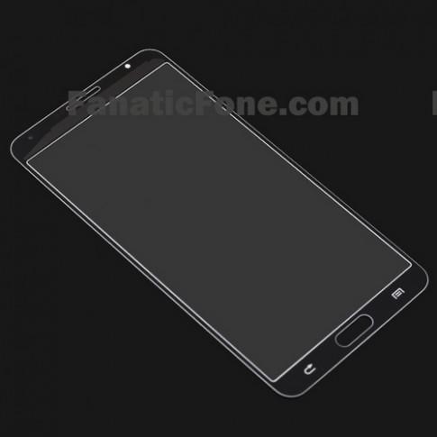 Mặt trước của Galaxy Note III xuất hiện với thiết kế vuông vắn