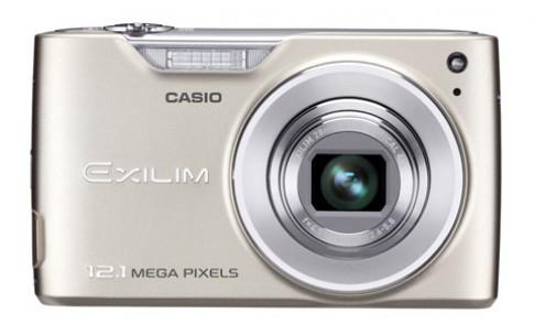 Máy ảnh Casio với hệ thống lấy nét thông minh mới