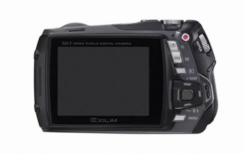 Máy ảnh chống va đập của Casio