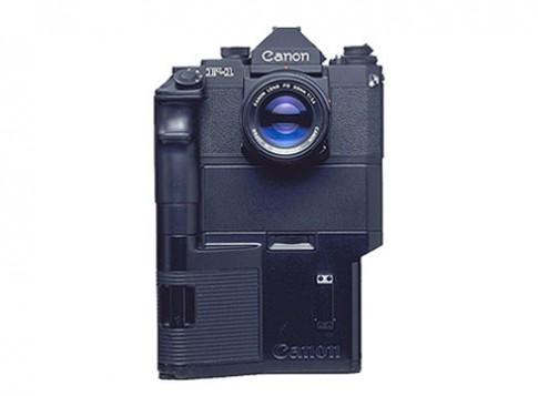 Máy ảnh chụp nhanh như EOS-1D X có cách đây 30 năm