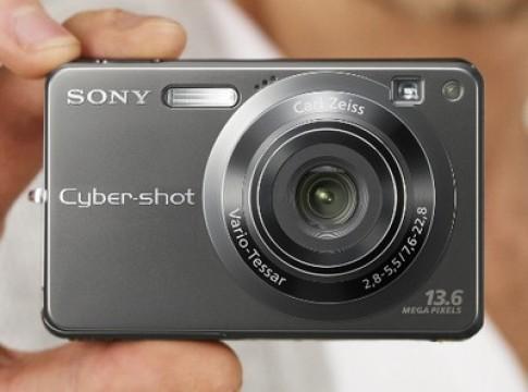 Máy ảnh compact vô địch về độ phân giải