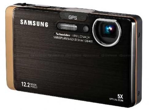 Máy ảnh GPS của Samsung chính thức ra mắt