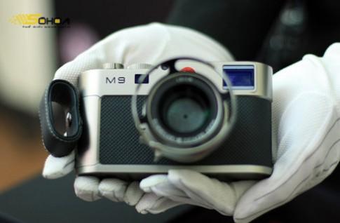Máy ảnh Leica giá hơn nửa tỷ đồng