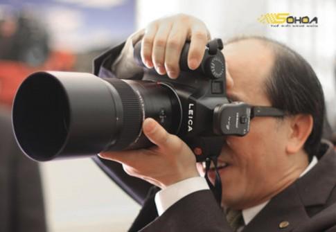 Máy ảnh medium format S2 của Leica
