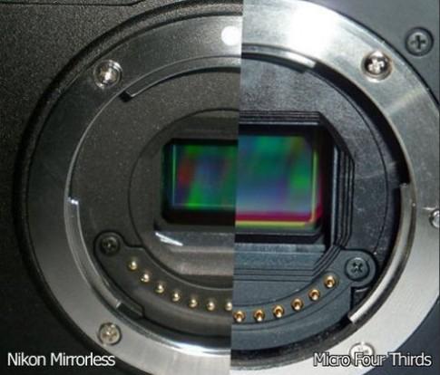 Máy ảnh mirrorless của Nikon có thể mang hệ số crop 2,7x