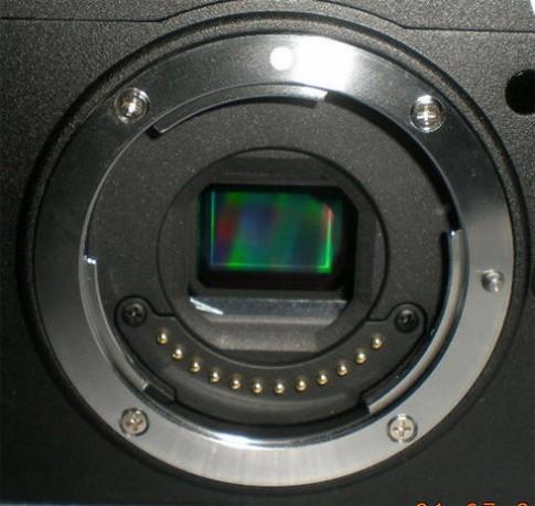 Máy ảnh mirrorless của Nikon lộ diện
