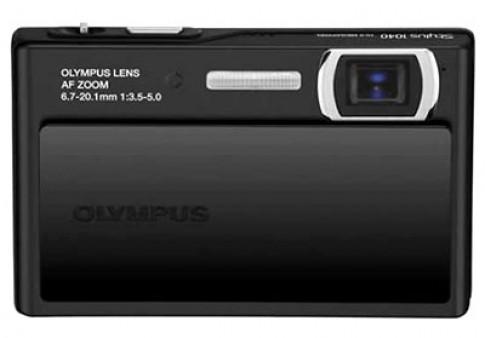 Máy ảnh Olympus Stylus 1040 mỏng manh