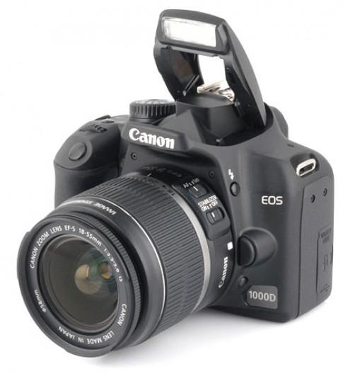 Máy ảnh ống kính rời bình dân