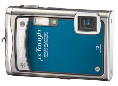 Máy ảnh siêu bền Olympus Mju Tough 8000