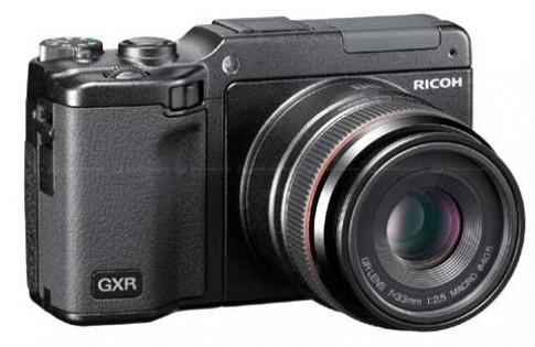Máy ảnh thay cả cảm biến và ống kính